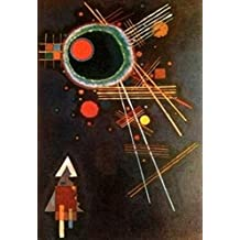 Posters: Wassily Kandinsky Poster Art Print - Radiation Lines I (39 x 28 inches)