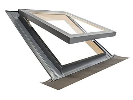 Lucernario tetto piano for Lucernari tipo velux