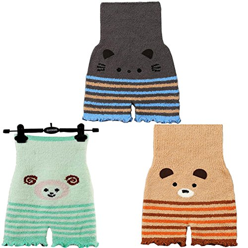 Lucky staryuan 3Pack Children Belly Pants Protector for Autumn Winter (Random Boy Pattern) by Luckystaryuan
