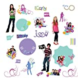 RoomMates RMK1362SCS iCarly Peel & Stick Wall Decals