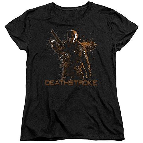 Trevco Arrow Deathstroke Women's T Shirt