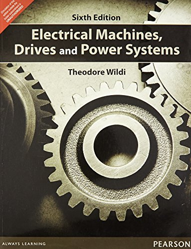 Pdf Home Electrical Machines, Drives and Power Systems