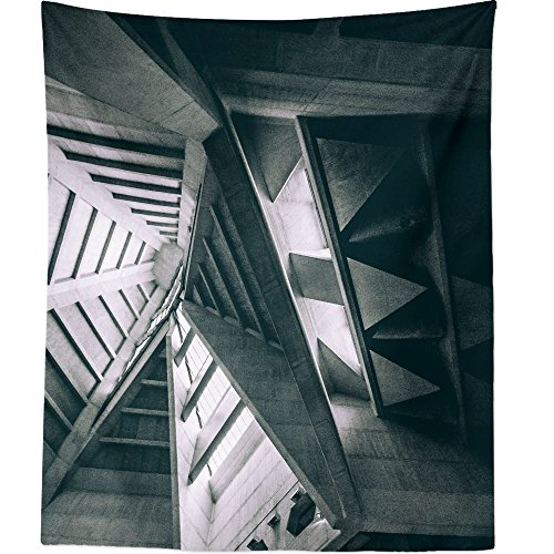Westlake Art - Wall Hanging Tapestry - Building Architecture - Photography Home Decor Living Room - 26x36in