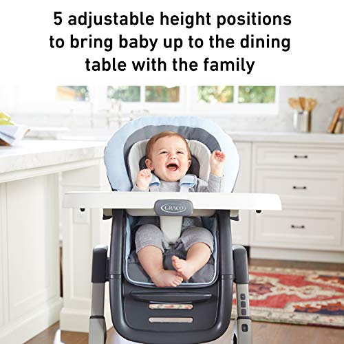 514tuWYaJUL - Graco DuoDiner DLX 6 In 1 High Chair | Converts To Dining Booster Seat, Youth Stool, And More, Kagen