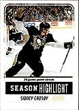 Sidney Crosby (5) Assorted Hockey Cards Bundle