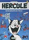 Hercule, tome 3 : Sparadraps en folie ! par Yannick