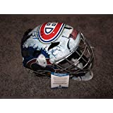 Carey Price Montreal Canadiens Signed Autographed Goalie Mask w/BAS COA New MVP - Beckett Authentication