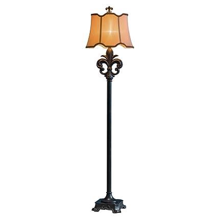 Floor lamp NNIU- Lámpara de pie Antigua, luz Vertical ...