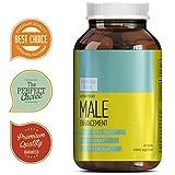 Male Enhancement Supplement – Herbal Maca Powder Root + Tongkat Ali for Men to Increase Stamina + Sex Drive – Top Rated Enhancing + Best Reviews – Top Libido Booster Pills – Northfield Health