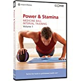Merrithew Power & Stamina: Medicine Ball Interval Training, Vol 1