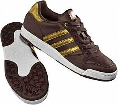 Adidas Women Midiru Court G02148 colour: ceniza/oro/ - White Braun/Gold Talla:10