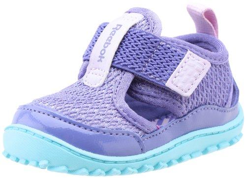 Reebok Ventureflex Sandal (Infant/Toddler),Purple Vibe/Purple Oasis/Hydro Blue/White,10 M US Toddler