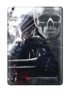 Tpu Fashionable Design Undead Soldier Rugged Cases Covers For Ipad Air New