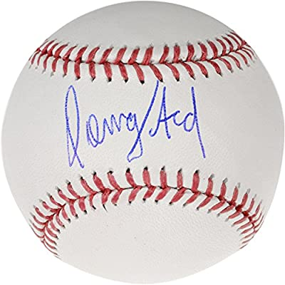 d5fdaaad15d Domingo Acevedo New York Yankees Autographed Baseball - Fanatics Authentic  Certified - Autographed Baseballs
