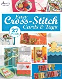 Easy Cross-Stitch Cards and Tags, Annie's, 1573673730