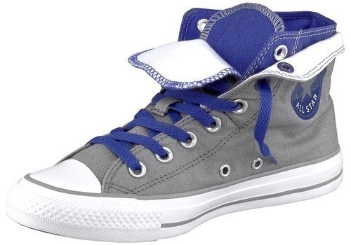 Two Hi Trainers Dolphin Canvas Ankle Unisex Converse CT Perw Fold AS Rqpt1FU