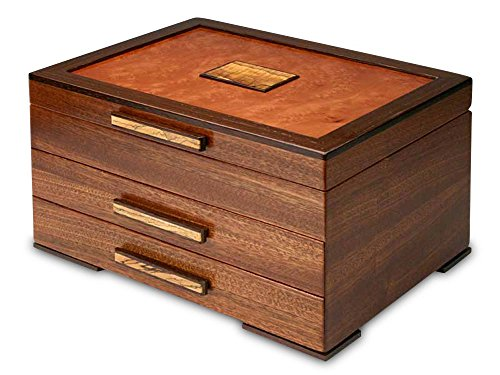 Heartwood Creations Urban Craftsman Jewelry Box - 2 ()