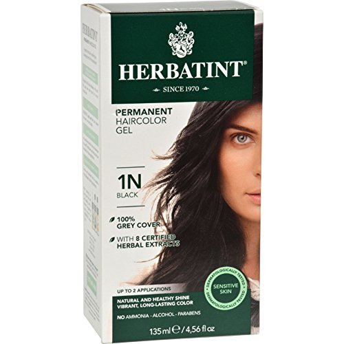 Herbatint Hr Color 1n Black