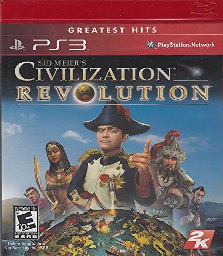 Sid Meier's Civilization Revolution - Playstation 3 (Video Game Revolution)