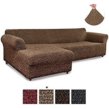 Marvelous Amazon Com Sectional Sofa Cover Sectional Couch Covers Gmtry Best Dining Table And Chair Ideas Images Gmtryco