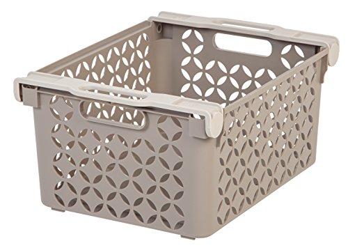 IRIS Large Decorative Basket