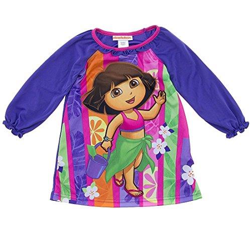 Explorer Nightgown - Dora the Explorer Nightgown for Little girls 2T [Apparel]