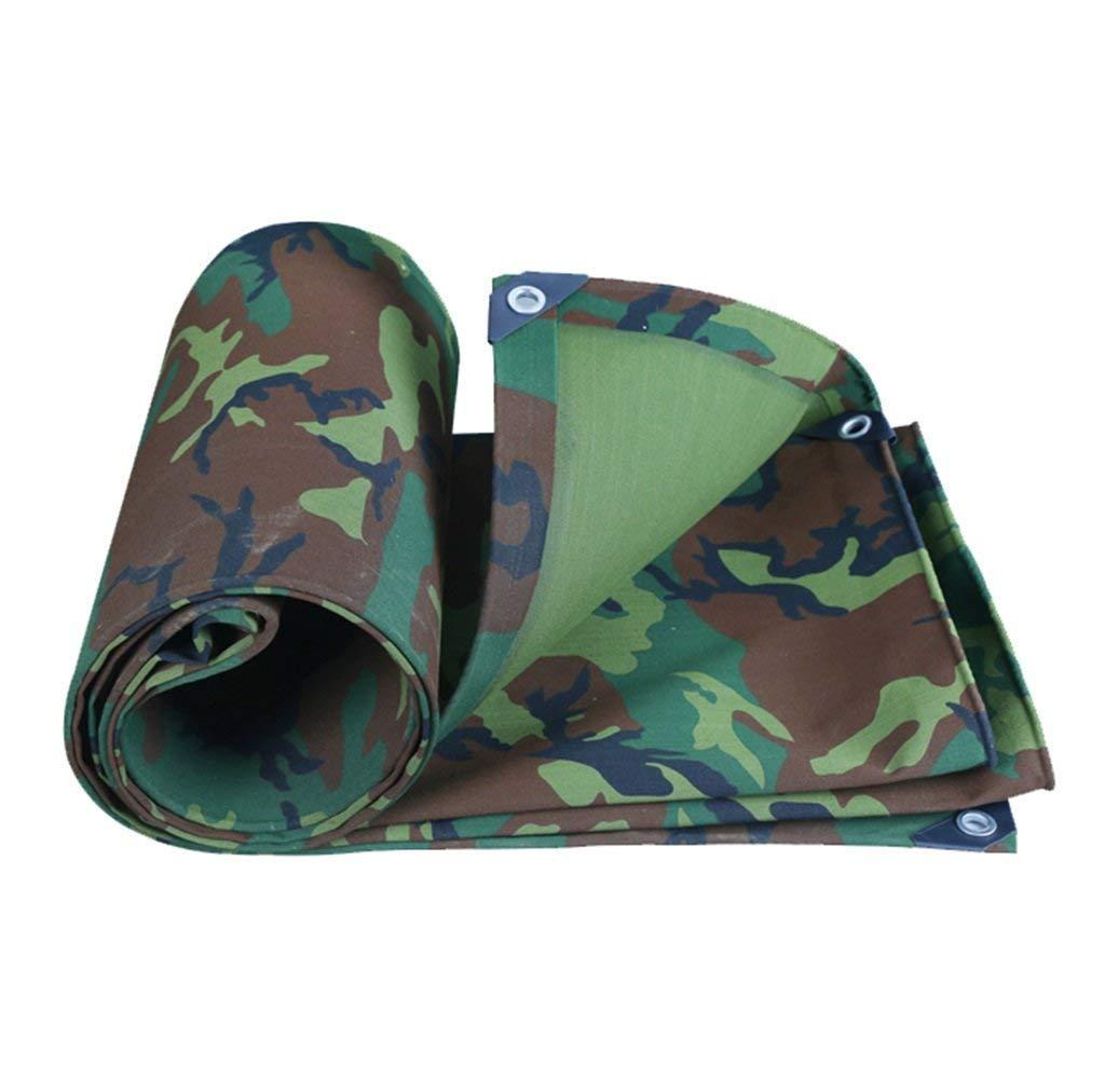 MSF Zeltplanen 100% wasserdicht und und und UV-geschützt im Freien Camping-Plane, schwere Tarnung Plane Blatt Plane Blatt große PKW-Abdeckung, 500g   m², Dicke 0,8 mm (größe   2x3m) B07PJ9DGNR Zeltplanen Online-Shop ff4112