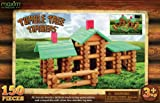 Maxim Tumble Tree Timbers 150 Piece Set, Baby & Kids Zone