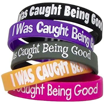 Teacher Created Resources I Was Caught Being Good Wristbands (6573)