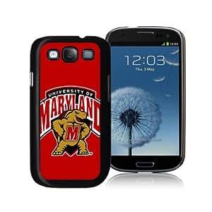 SevenArc NCAA Maryland Terrapins Samsung Galaxy S3 I9300 Hard Cover Case 2014 Style