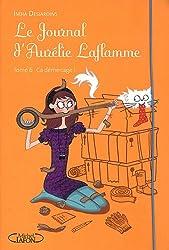 JOURNAL D'AURELIE LAFLAMME T06
