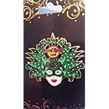 Hard Rock Cafe 2015 MARDI GRAS CARNIVAL SERIES Limited Edition Pin Collectible NOLA Beads Biloxi Casino Hotel Fat Tuesday MAN CAVE