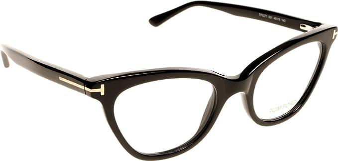 58911660e398c Amazon.com  Tom Ford Women s FT5271 Eyeglasses