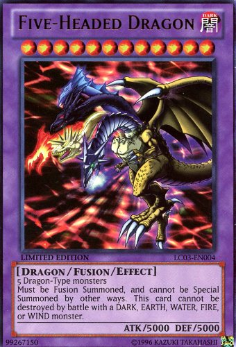 Yu Gi Oh Duel Monsters - 1