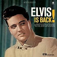 ELVIS IS BACK! (180G) (+BONUS)
