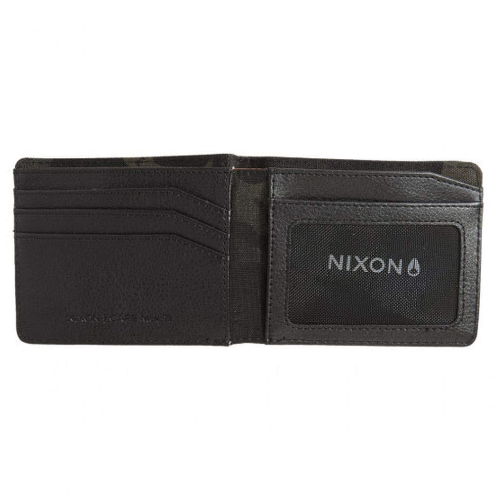 Nixon Cape Multi Wallet Black Multicam