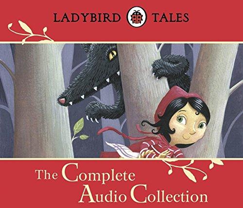 Ladybird Complete Audio Collection Set of 5 Cds Unabridged