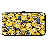 Buckle Down Kids' Despicable Me Minion Hinged Card Case Wallet, Minions