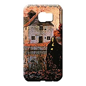 samsung galaxy S7 edge Ultra Awesome Perfect Design mobile phone carrying covers black sabbath