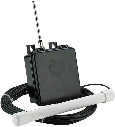 Dakota Alert MURS Alert Probe Sensor MAPS Metal Detecting Wireless Transmitter with 50-FT Of Direct Burial Cable – Outdoor Monitoring System