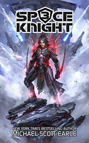 Space Knight Book 3 cover