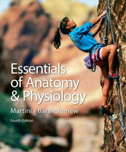Essentials of Anatomy and Physiology: WITH Get Ready for A&P AND ...