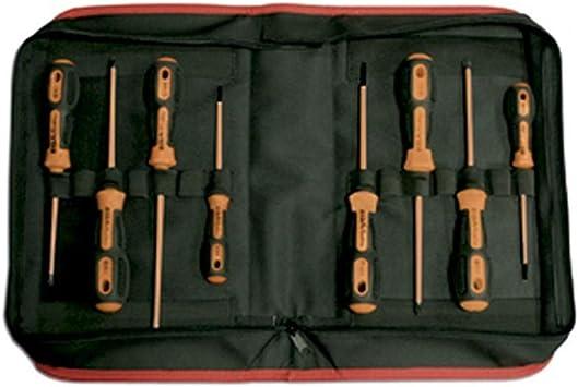 Egamaster - Juego destornillador 1000v 5,5x150(estuche 8u): Amazon.es: Bricolaje y herramientas
