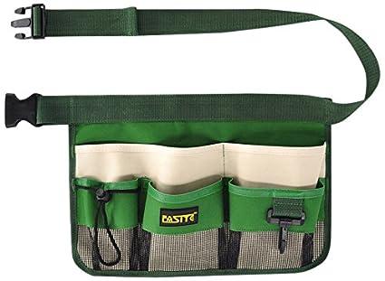 Case4Life Heavy Duty Tool Belt Apron Bag Holder Pouch Pocket Hammer Loop Strong
