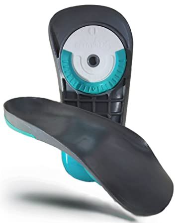 SelnerTx - 19 Adjustable Settings Foot Orthotic Insole by Dr. Allen Selner