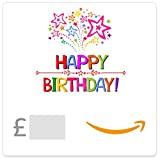 Happy Birthday (Stars) -  Amazon.co.uk eGift Vouch