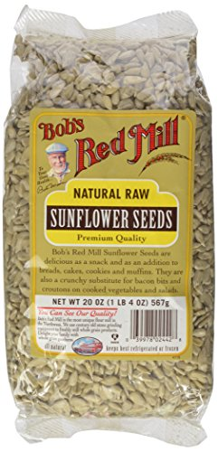 Bob's Red Mill Sunflower Seeds Raw Inshell - 20 oz