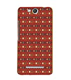 PrintVisa Designer Back Case Cover for Micromax Bolt Q338 (Girly Pattern Tribal Floral Fabric Culture Rajastan Andhra)