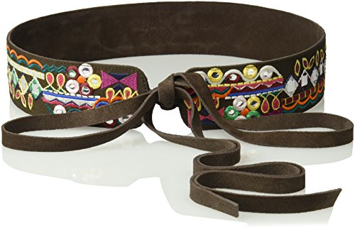 House of Boho Tie 100% Leather Belt