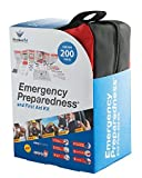 First Aid Kit: Complete Emergency Preparedness Kit for Office, Home, School, Emergency, Survival, Camping, Hunting, Travel, Car or Automotive and Sports - ResQue1st